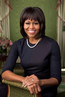Gracious Michelle Obama